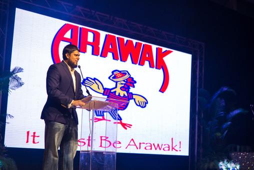 Arawak 2019 Staff Dinner