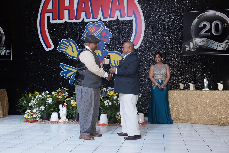 Arawak 1 Plant Manager - Fareed Rahaman