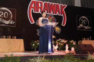 Arawak Purchasing Manager - Stephanine Mohammed
