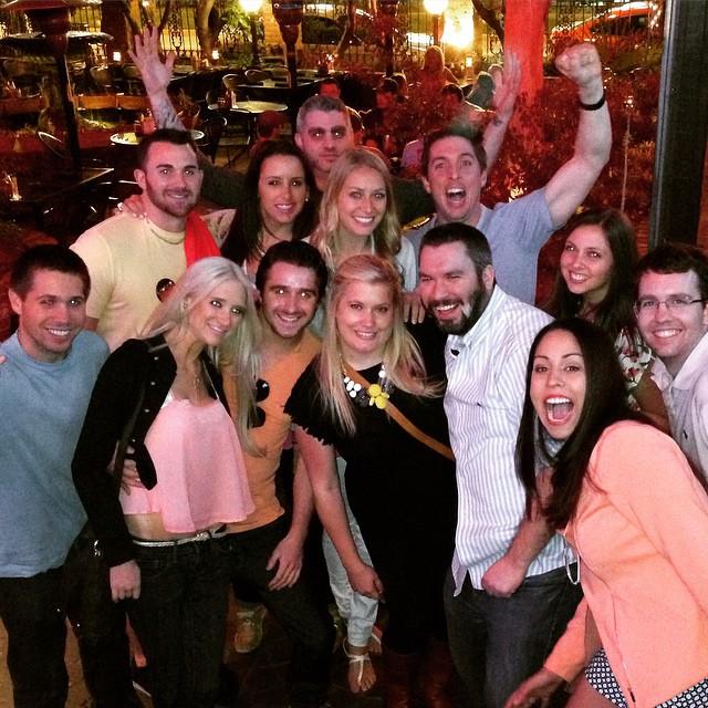 Instagram - Last stop of the night @frontpagenews #atlantabarcrawl #barhop #beerhunt