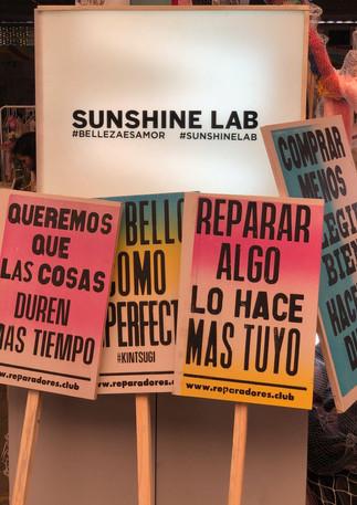 Lab Sunshine  - BioFeria