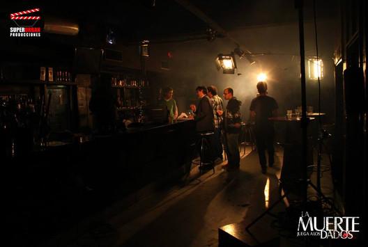 Backstage I La muerte juega a los dados