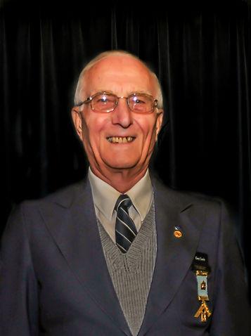 W.Bro. Gerry Leeder
