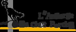 logo Auberge chat Perché - restaurant la Couvertoirade