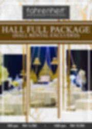 Fahrenheit69 Package - HALL PACKAGE-page