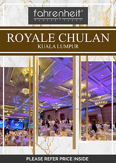 Fahrenheit69 Package - ROYALE CHULAN-pag