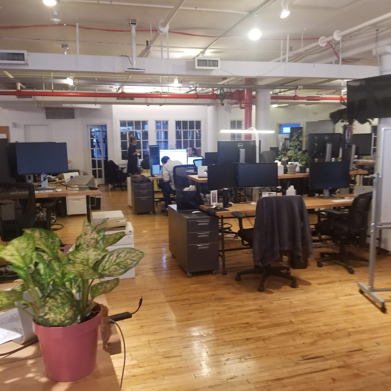 Betterment offices