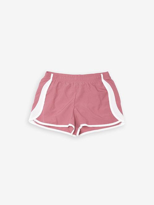 Pink Shorts X