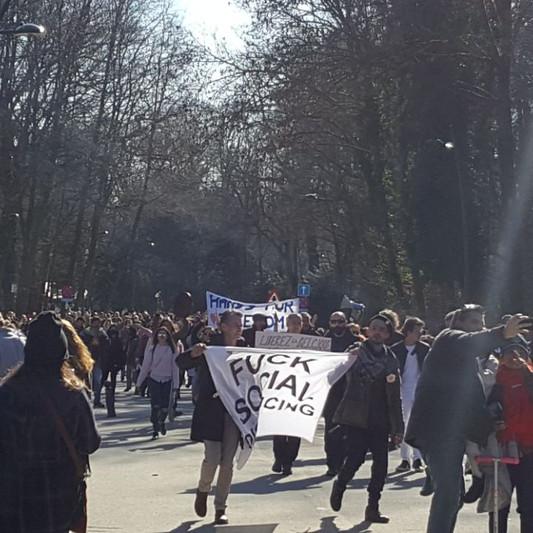 World Wide Demonstration