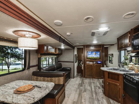 5 Reasons Why Vacation RV Rentals are Better than Hotels