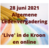 Algemene Ledenvergadering op 28 juni 2021