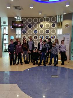 Центр ЮССТ в планетарии