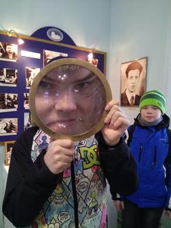 ЮССТ в обсерватории