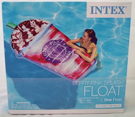Berry Pink Splash Float