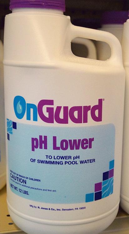 pH Lower 12lb