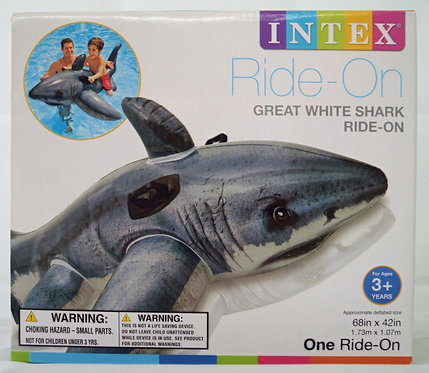Great White Shark Ride On