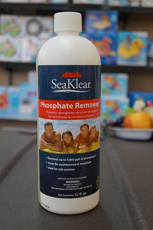 Sea Klear Phospate Remover