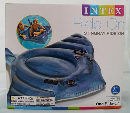 Stingray Ride On
