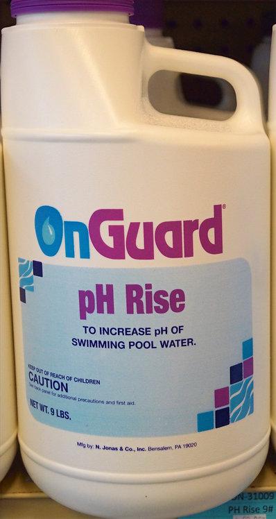 pH Rise 9lb