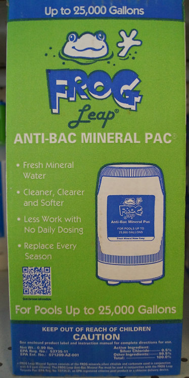 Frog Leap ABG Mineral Pac