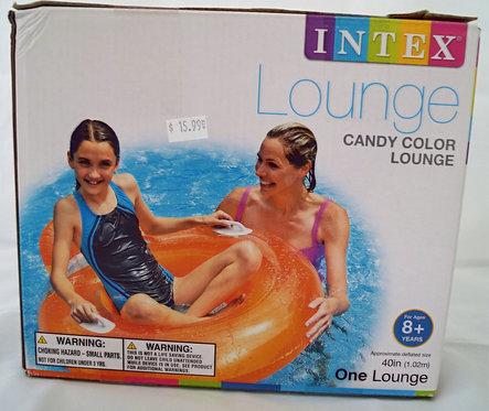 Candy Color Lounge (Orange)