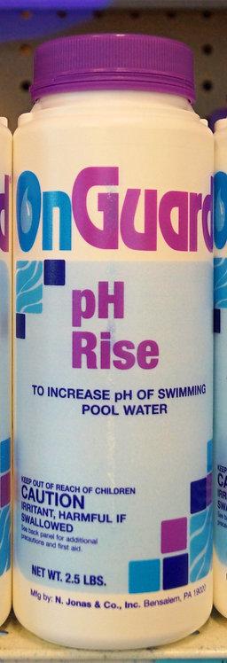 pH Rise 2.5lb