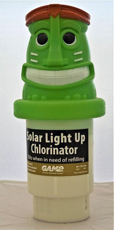 Light Up Tiki Chlorinator