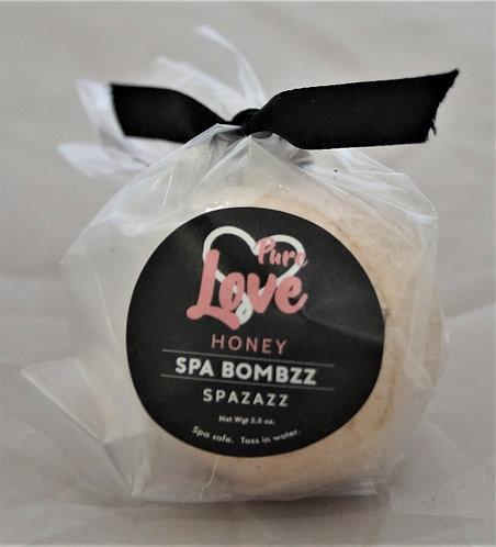 Spa Bombzz Honey
