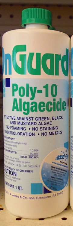 Poly 10 Algaecide