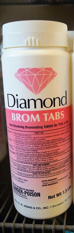 Brom Tabs 1.5lb