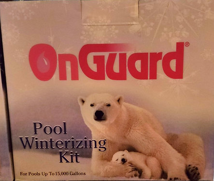 15,000gal Pool Winterizing Kit