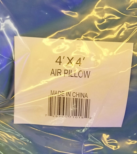 4'x4' Air Pillow