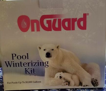 30,000gal Pool Winterizing Kit