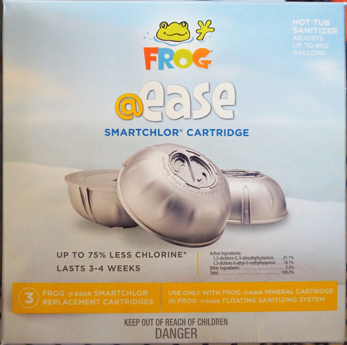 Frog @ease Chlorine Cartridge 3 Pack