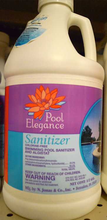 Pool Elegance Sanitizer