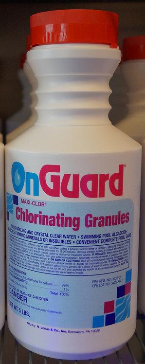 Chlorine Granules 5lb