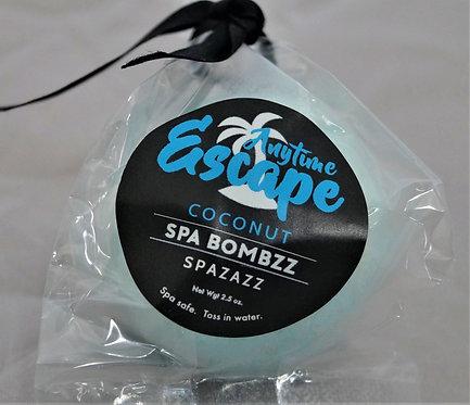 Spa Bombzz Coconut