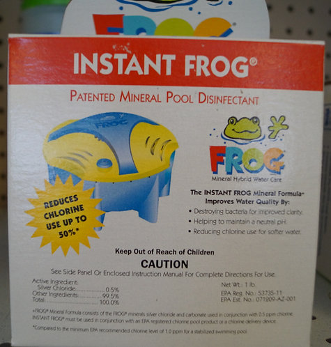 Instant Frog