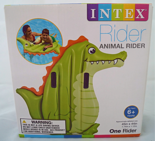Animal Rider (Crocodile)