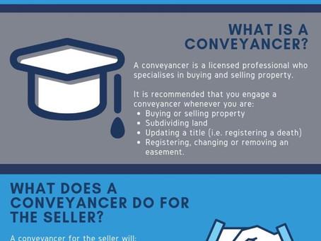 What do Conveyancers actually do?