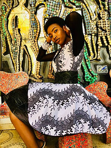 Rama Diaw - Créatrice de mode