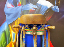 Doudou drumming