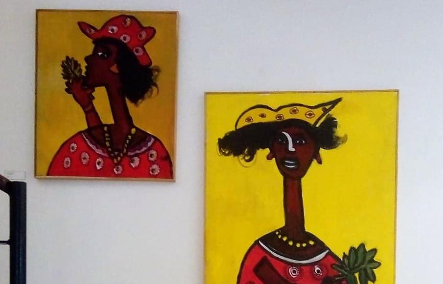 """""""La seconde épouse"""" et """"La nouvelle mariée"""", Ibrahima Kébé"""