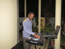 Embassy party