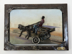 Saint-Louis horse carriage