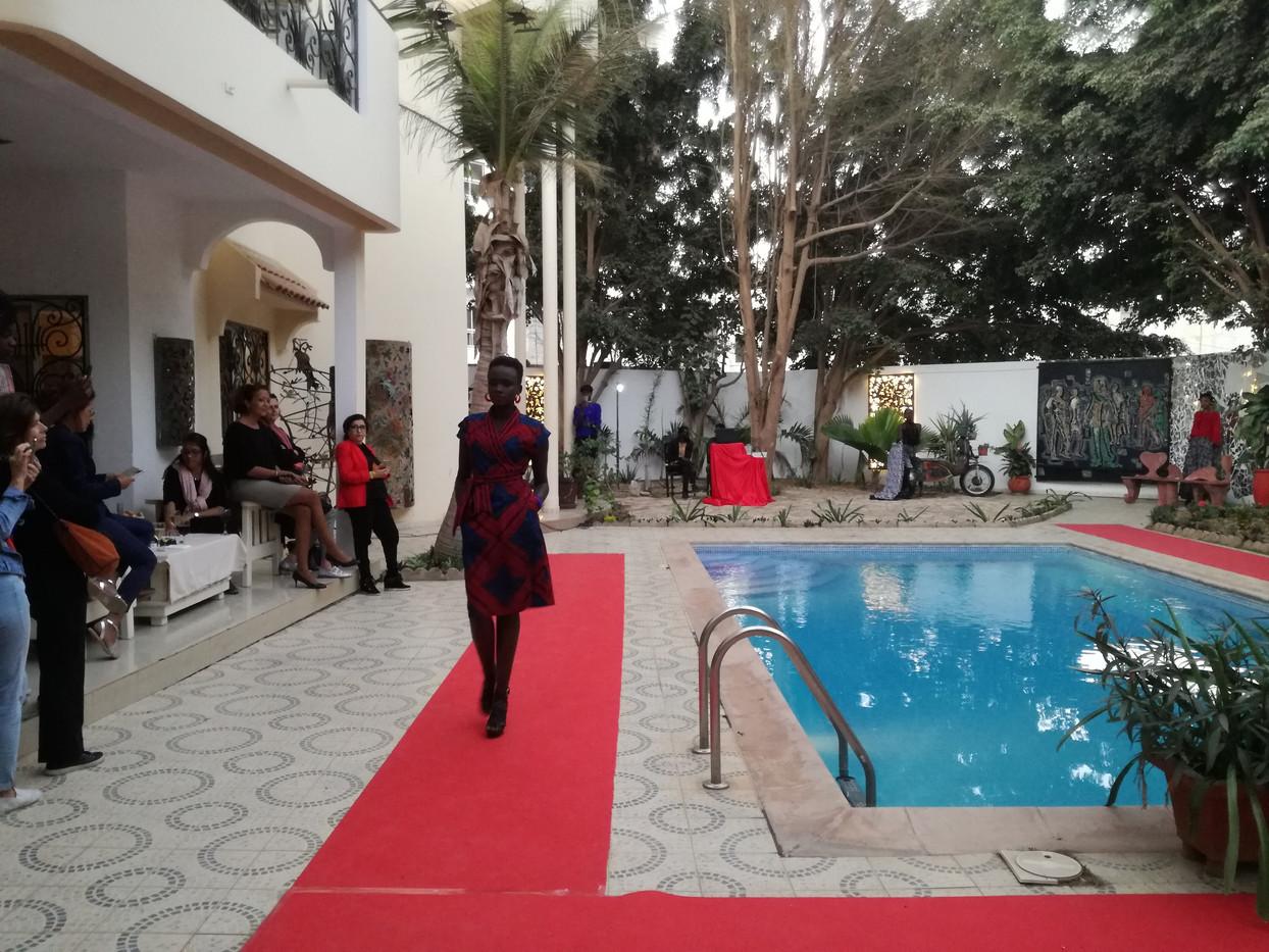 Rama Diaw - Fashion Show Printemps 2018