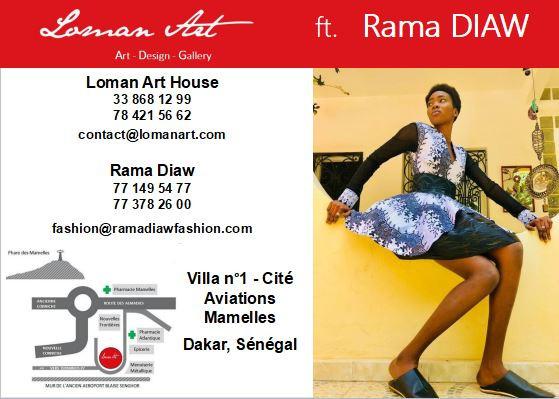 Rama Diaw - Collection Printemps 2018