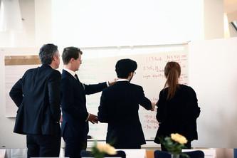 Vill du bli en bättre förhandlare? Då är det dags att ansöka till Vinges temadag Förhandlingsteknik