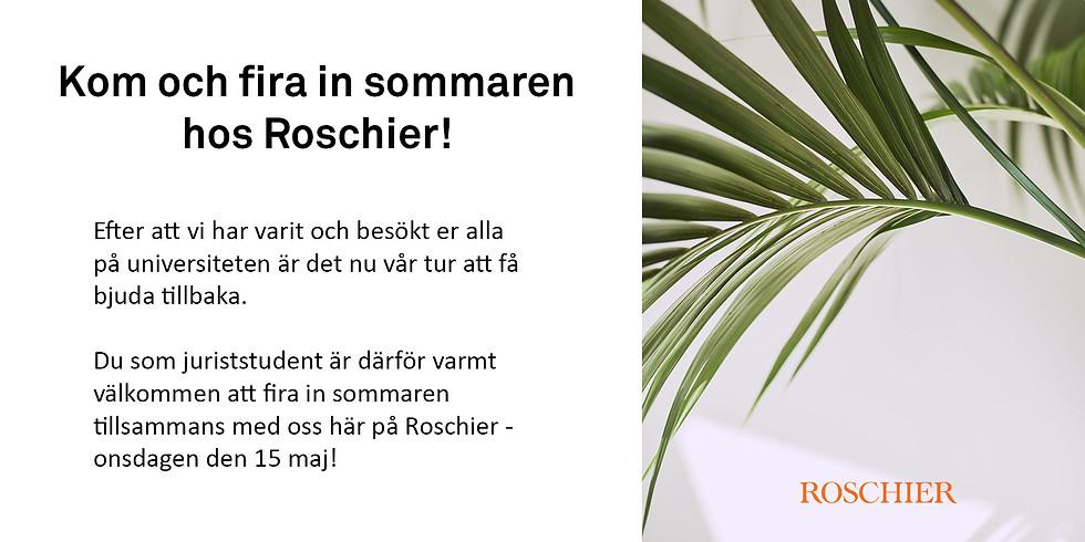 Roschier Sommarevent
