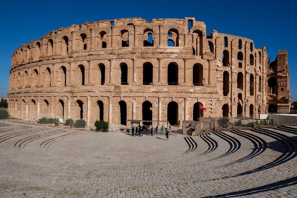 Roman Amphitheater of Thysdrus